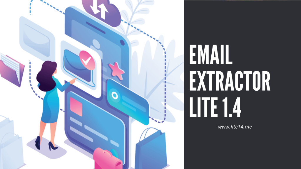 Email Extractor Lite 1.4